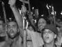 פני המחאה - צילומים של חנוך נוקי שגב